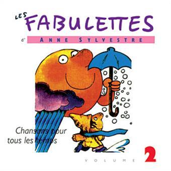 FABULETTES VOL 2 : POUR TOUS LES TE