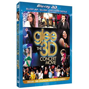 GleeGlee The Concert Movie Blu-ray