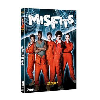 MisfitsMisfits - Coffret intégral de la Saison 2