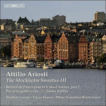 Stockholm Sonatas 3