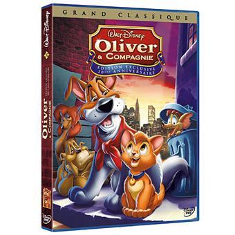 Oliver & Compagnie DVD