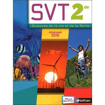 Sciences vie terre 2de 2010 gf
