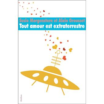 extraterrestre amoureux