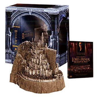 Le Seigneur des anneauxLe Retour du Roi - Version Longue - Coffret 4 DVD