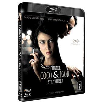 Coco Chanel et Igor Stravinsky - Blu-Ray