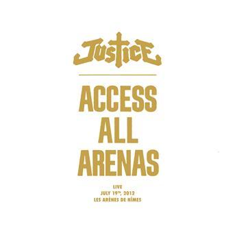 Access all arenas - Edition collector
