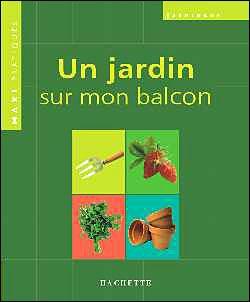 Un Jardin Sur Mon Balcon Broche Collectif Achat Livre Fnac