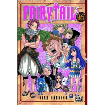 Fairy Tail Tome 16 Fairy Tail