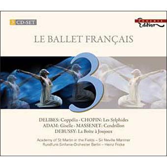 La Ballet Francais