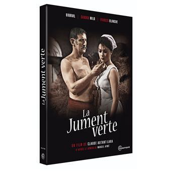 La jument verte DVD
