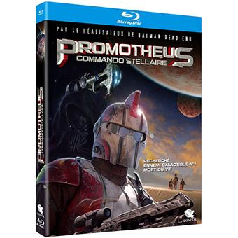 Promotheus : Commando Stellaire - Blu-Ray
