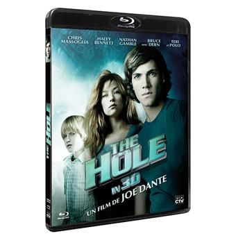 The Hole - Blu-Ray 3D