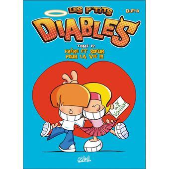 Les p 39 tits diables tome 12 les p 39 tits diables - Les petit diable noel ...