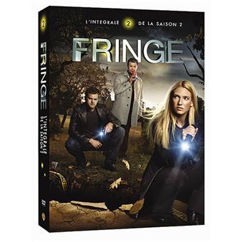 FringeFringe - Seizoen 2 DVD-Box