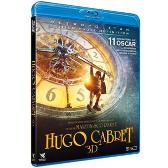 Hugo Cabret - Blu-Ray 3D Active