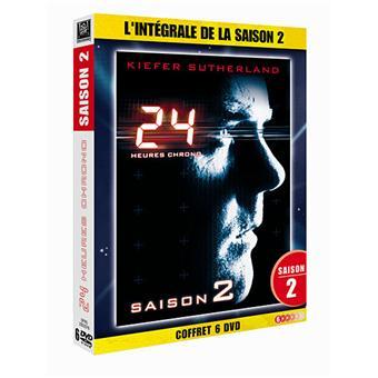 24 heures chrono24 heures chrono - Coffret intégral de la Saison 2 - Version 2011