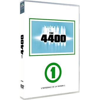 44004400 - Coffret intégral de la Saison 1