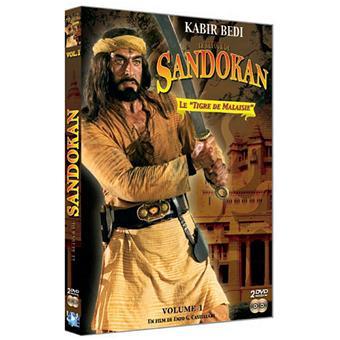 SandokanSandokan, le retour - Coffret - Volume 1
