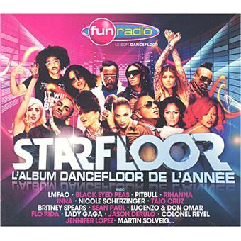 album starfloor 2012