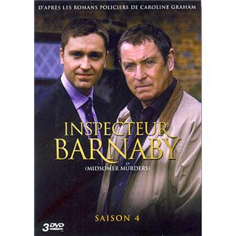 Inspecteur BarnabyInspecteur Barnaby - Coffret intégral de la Saison 4