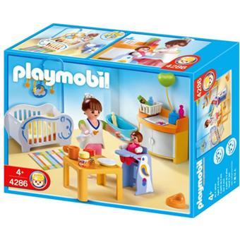 Chambre Achatamp; De Bébé Playmobil PrixFnac 4286 n0OkP8w