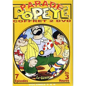 PopeyeCoffret volumes 5 et 6