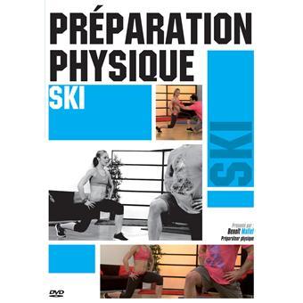 Préparation Physique - Ski : Condition physique - Renforcement - Cardio