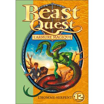 Beast QuestBeast Quest 12 - L'homme-serpent