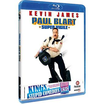 Paul Blart - Super vigile - Blu-Ray