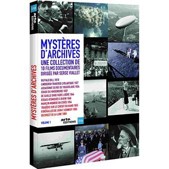 Mystères d'archives - Saison 1 - Coffret