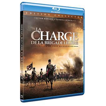 La charge de la Brigade Légère - Edition Collector - Blu-Ray