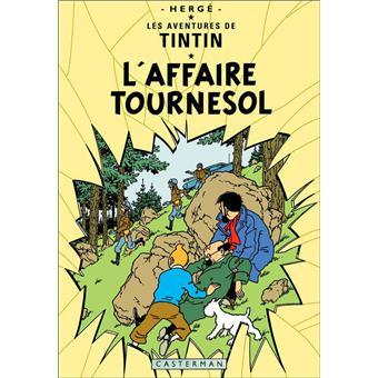 TintinL' Affaire Tournesol