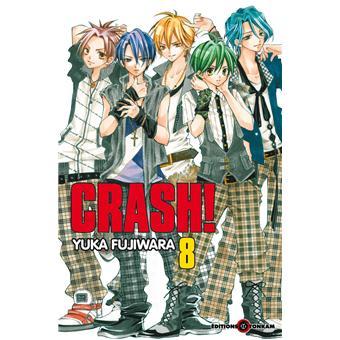 Crash - Tome 08 : Crash !