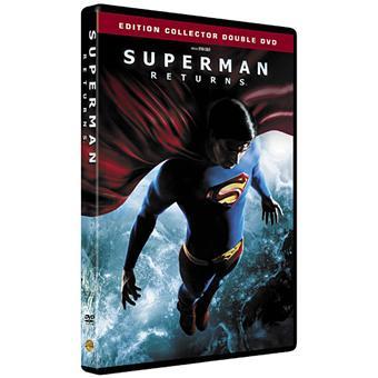 SupermanSuperman returns - Edition Collector