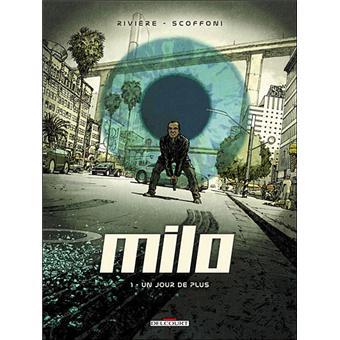 MiloMilo T01 Un jour de plus