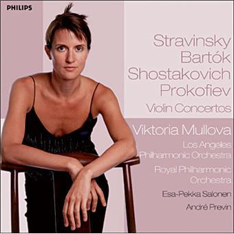 Concertos pour violon