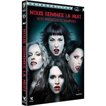 Nous sommes la nuit DVD