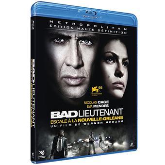 Bad Lieutenant Escale à la Nouvelle Orléans Blu-ray