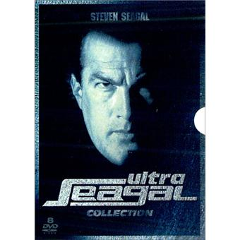 Coffret  Ultra Seagal Collection