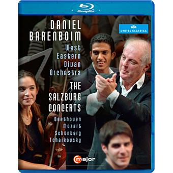 The Salzburg concerts - Blu-Ray