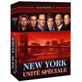 New York Unité SpécialeNew York Unité Spéciale - Coffret intégral de la Saison 1