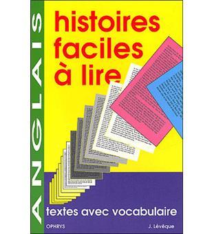 Histoire Faciles A Lire Anglais