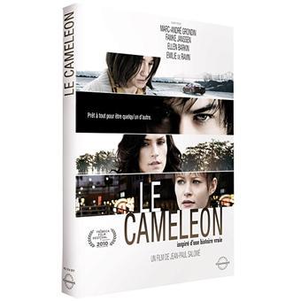 Le caméléon DVD