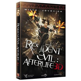 Resident EvilResident Evil : Afterlife 3D - Edition Collector