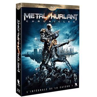 Metal Hurlant ChroniclesMetal Hurlant Chronicles L'intégrale de la Saison 1 - Blu-ray