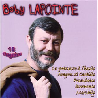 18 divagations - Peinture à l'huile - Aragon et Castille - Boby Lapointe - CD album - Achat ...