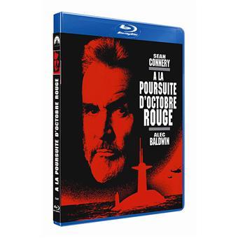 A la poursuite d'Octobre rouge - Blu-Ray