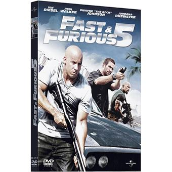 fast and furious 5 justin lin dvd zone 2 achat prix fnac. Black Bedroom Furniture Sets. Home Design Ideas