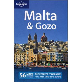 MALTA GOZO LP TRAVEL GUIDE