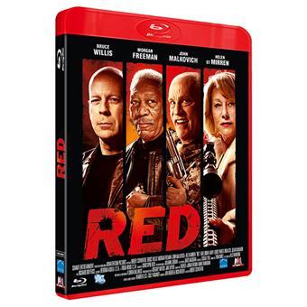 Red - Blu-Ray